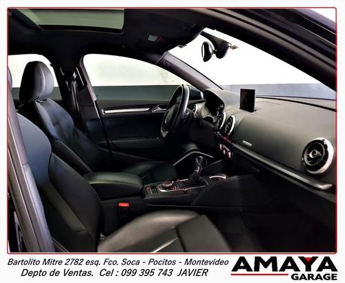 amaya garage audi s3 sedan 5p 2.0 tfsi stronic quattro 300cv