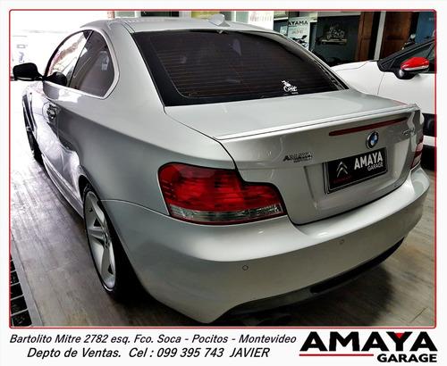 amaya garage bmw serie 1 2.5 135i coupe sportive 306cv