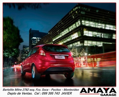 amaya garage ford fiesta kinetic design 1.6 s plus 2019