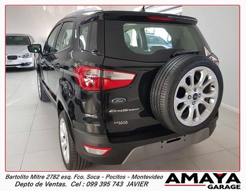 amaya garage -  nueva ford ecosport 1.5 titanium at 0km -