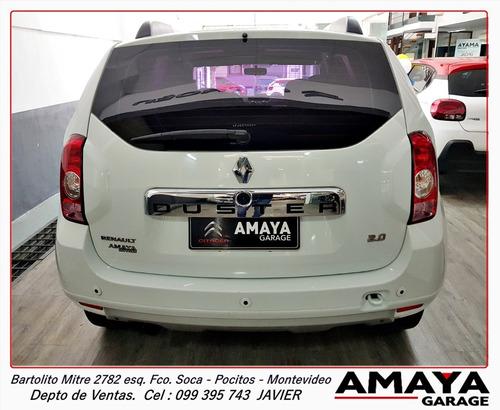amaya garage - renault duster 2.0 4x2 privilege extra full