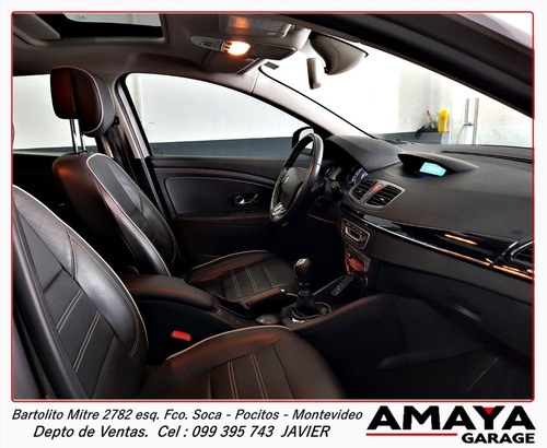 amaya garage - renault mégane iii 2.0 privilege hatchback