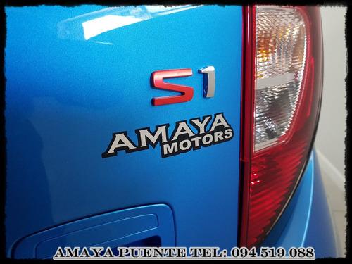 amaya jac s1 nuevo modelo!! muy equipado en su segmento !!!