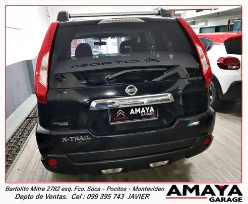 amaya - nissan x-trail 2.5 cvt exclusive extra full at 4x4
