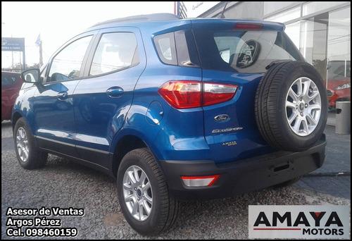 amaya nueva ford ecosport se 2018!! consultas: 098460159