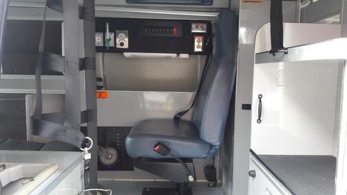 ambulancias ford tipo2 diesel 2008, excelente muy economica