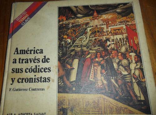 america a traves de sus codices y cronistas f.g.contreras