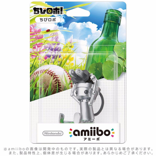 amiibo chibi-robo - nintendo wii u - xuruguay