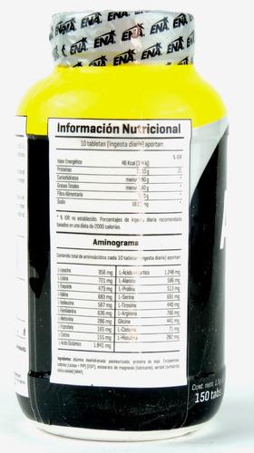 aminoácido amino 4500 150 tabletas ena - envios!