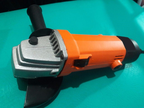 amoladora 600w calidad tec alemana 12000rpm 115mm subasta