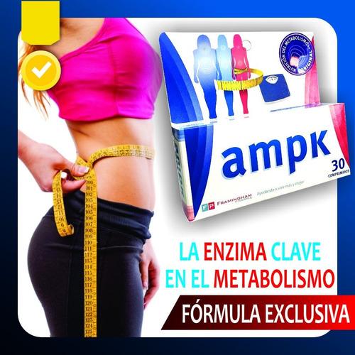 ampk x30  quita ansiedad, quema grasa original!1