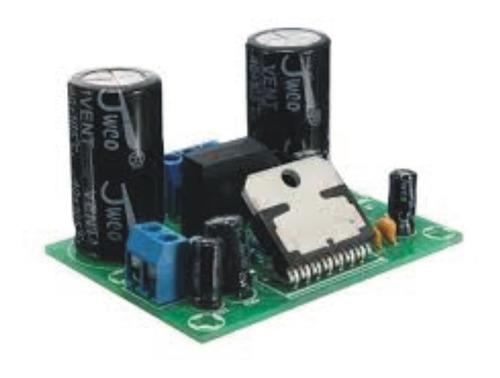 amplificador 100 watt para caja amplificada