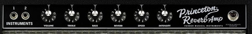 amplificador guitarra fender 65 princeton reverb