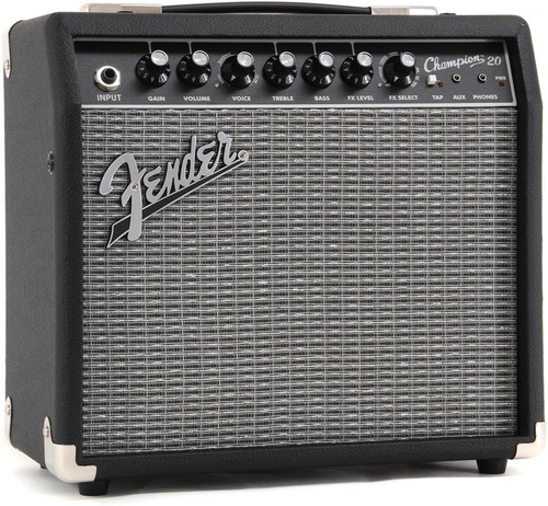 amplificador guitarra - fender champion 20