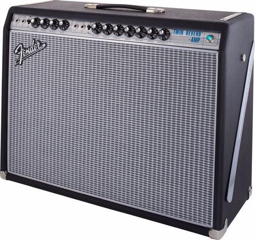 amplificador guitarra fender custom twin reverb 68