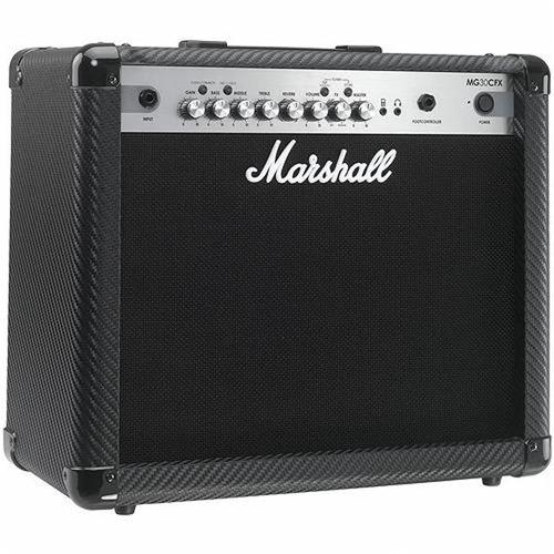 amplificador guitarra marshall 30w - mg30gfx