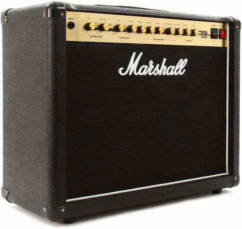 amplificador guitarra marshall dsl40c