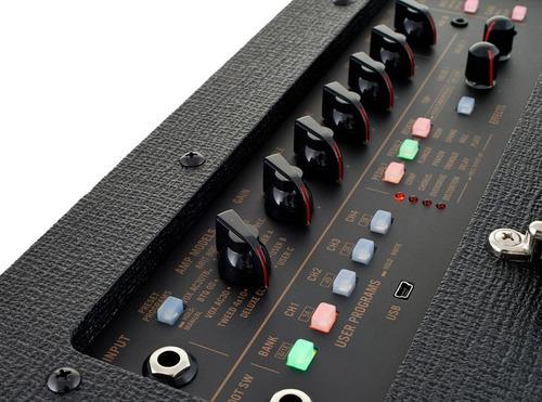 amplificador guitarra vox vt40x valvetronix