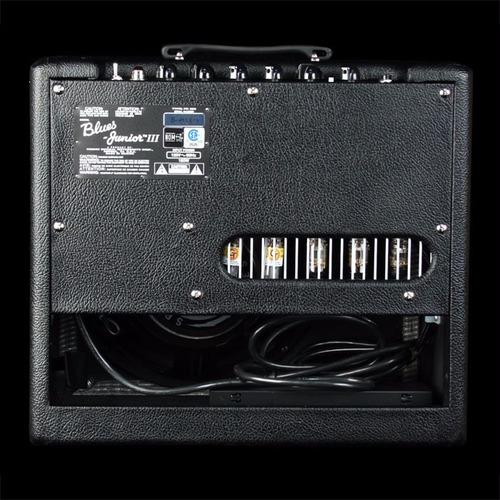 amplificador valvular fender blues junior iii 15 w 1x12
