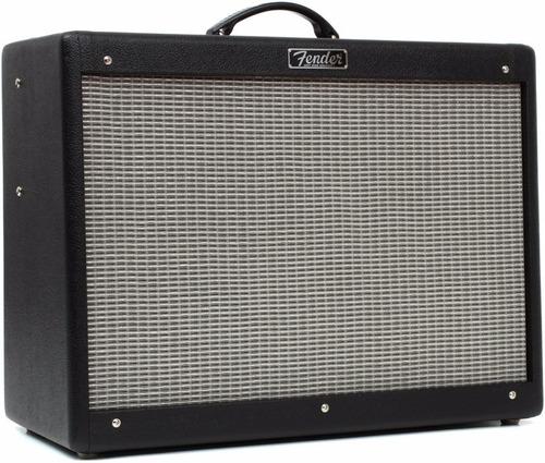 amplificador valvular fender hot rod deluxe iii 40 w 1x12