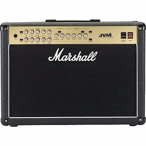 amplificador valvular guitarra marshall jvm205c