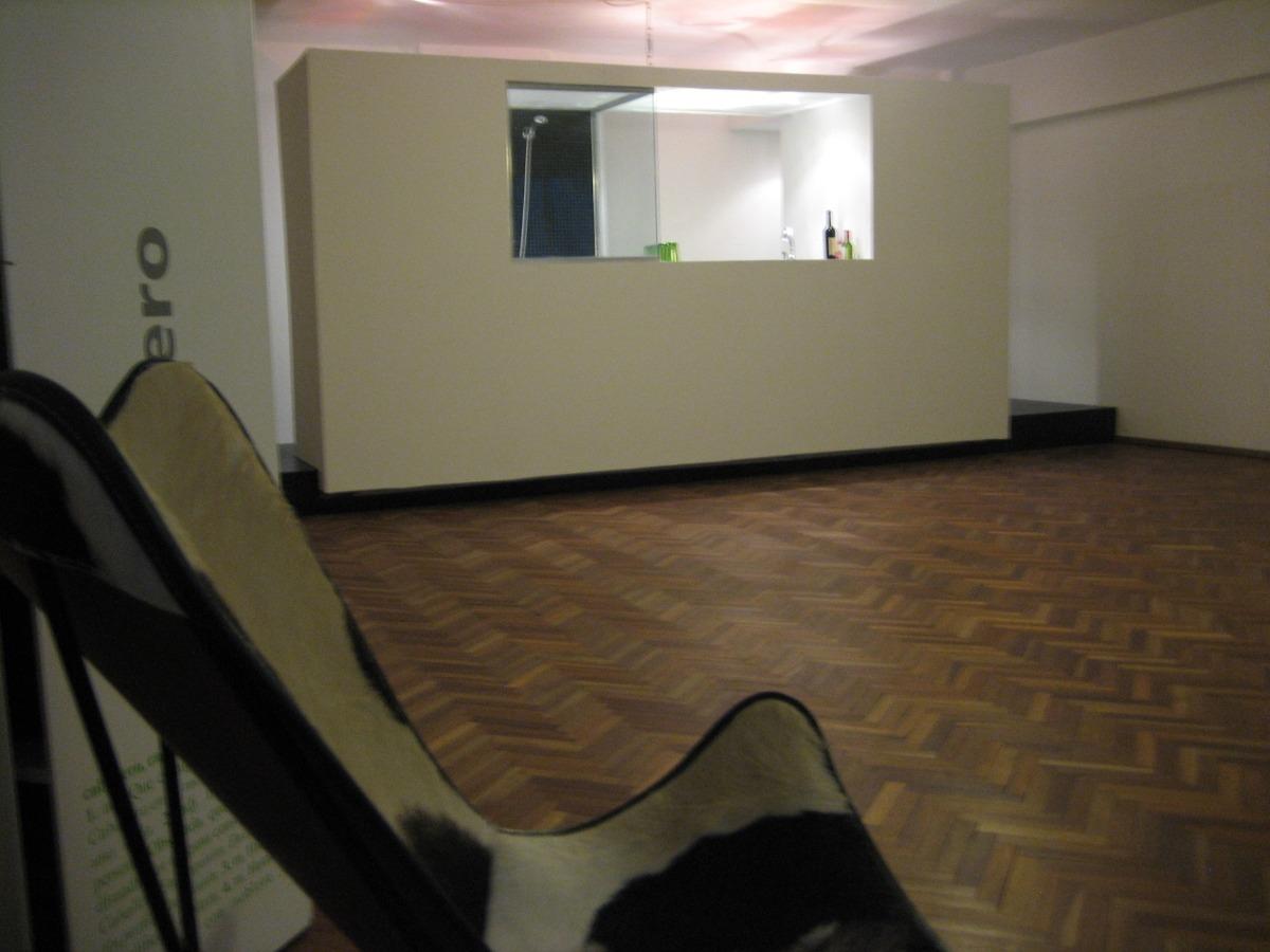 amplio apartamento planta libre. oficina, ballroom, taller.