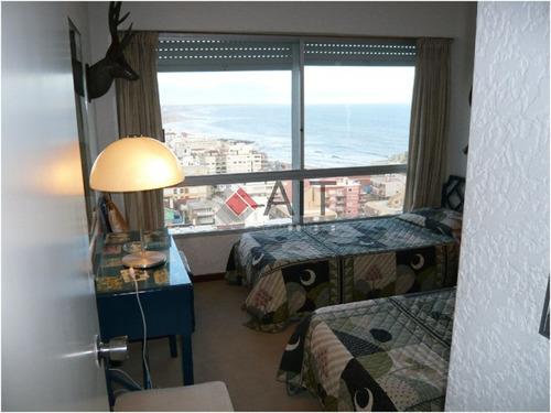 amplio departamento 3 dormitorios en peninsula con excelentes vistas y servicios. - ref: 2979