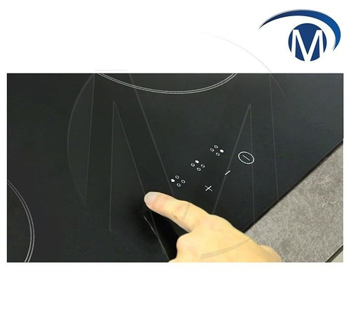 anafe vitroceramica touch control digital seguro niños pcm