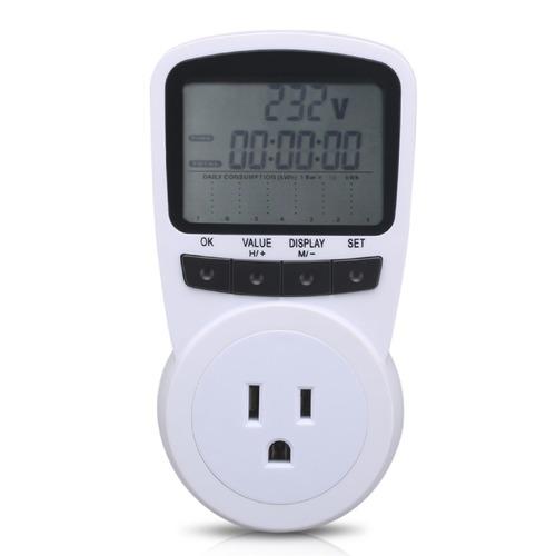 analizador de potencia power meter consumo electricidad