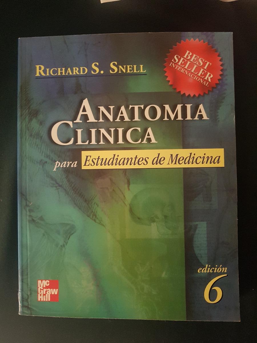 Hermosa Anatomía Clínica Para Estudiantes De Medicina Adorno ...