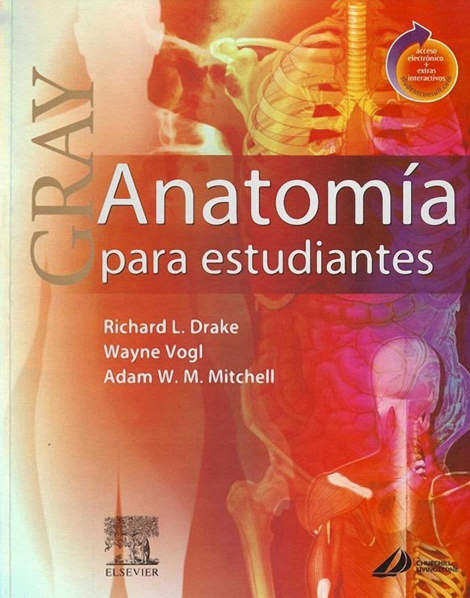 Anatomia Para Estudiantes Gray - $ 39,75 en Mercado Libre