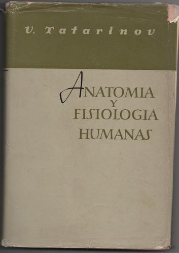 anatomía y fisiología humanas de v. tatarinov
