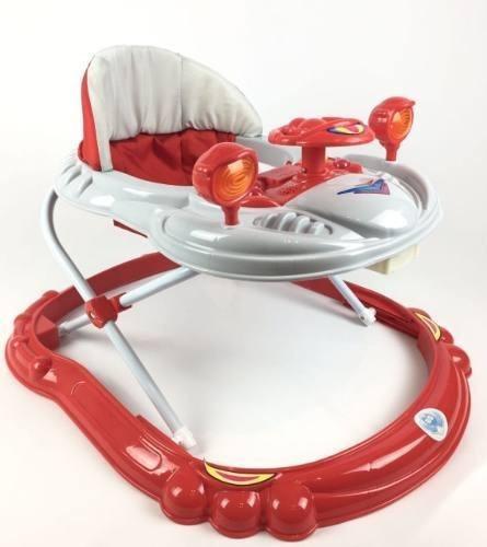andador para bebe autito luces y sonidos varios colores