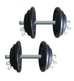 anilhas barras kit