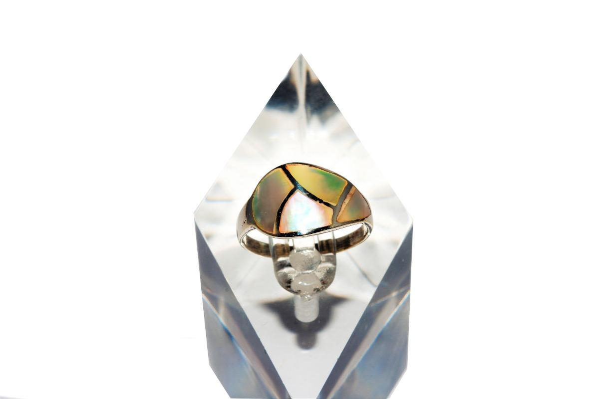 65471d39051e anillo de plata 925 con piedras de colores guilad rso31. Cargando zoom.