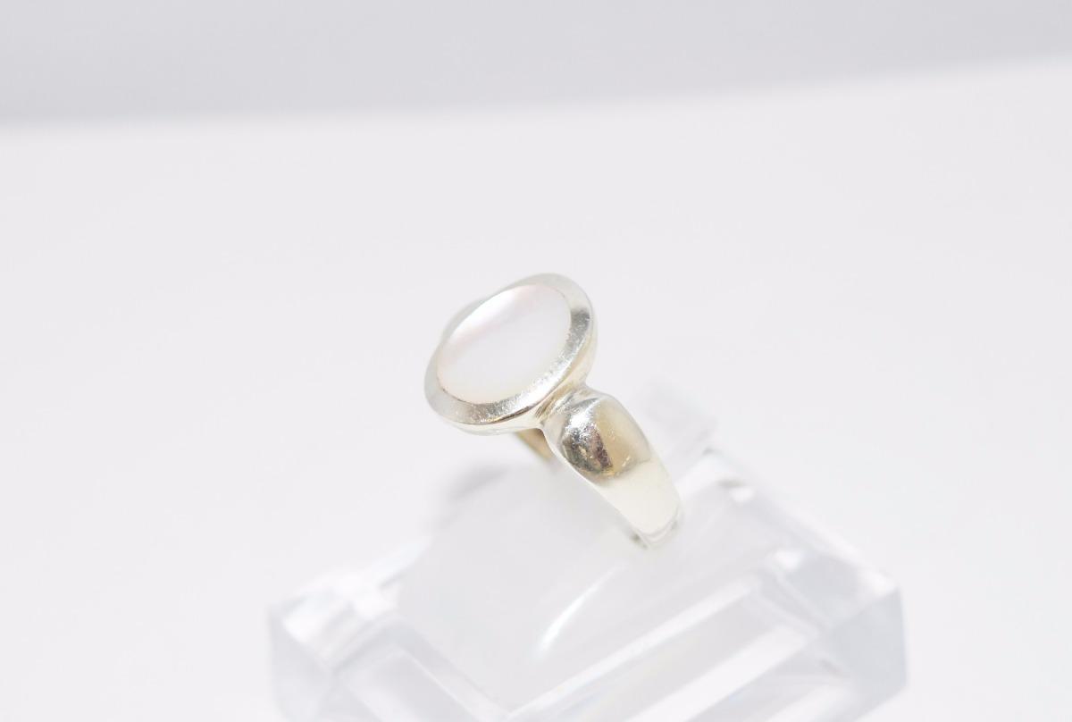 66e1b8011935 anillo plata con nacar guilad mbo14. Cargando zoom.