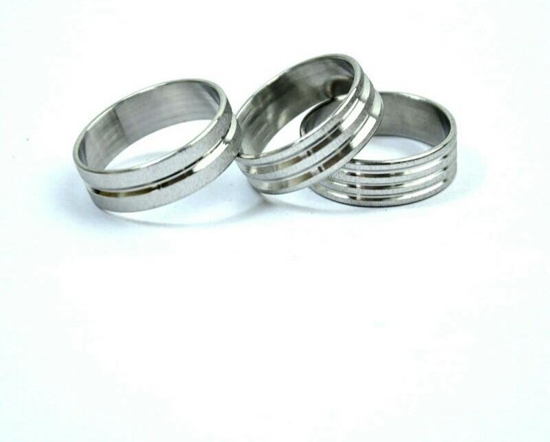 01e9c0bcab4d anillos acero quirurgico los mas hermosos! Cargando zoom.