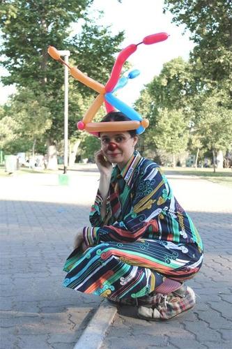 animación clown magia -cumpleaños-show infantil, globología
