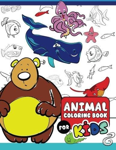 100+ Best Animal Coloring Book Best HD