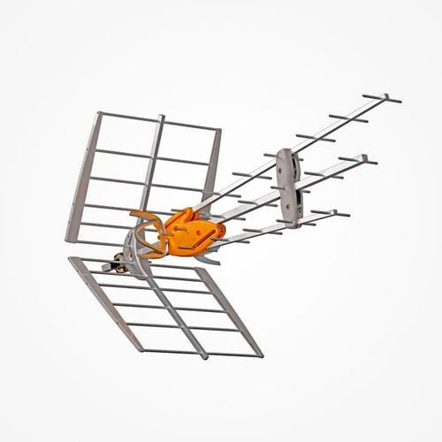 antena dtv digital largo alcance con ajuste automático señal