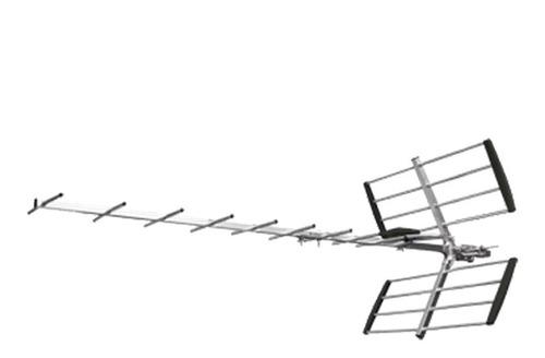 antena exterior para tv digital isdb-t hasta 120km ledstar