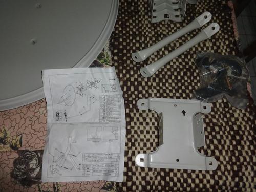 antena sonica nueva con accesorios y manual