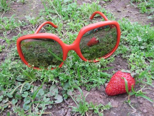 anteojos de sol - vintage - años '70