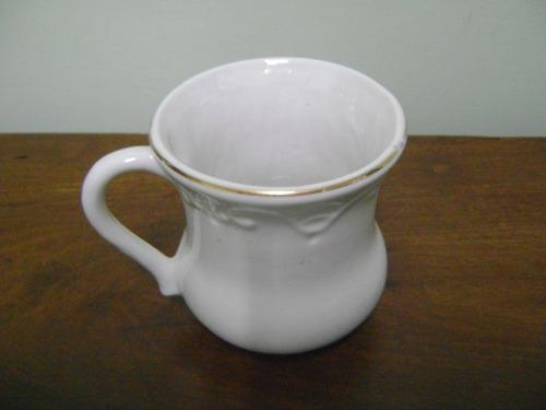 antiga caneca xícara porcelana são paulo