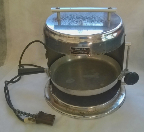antigua churrasquita eléctrica - wal 69 - hay otras