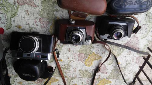 antigua maquina fotos agfa- minoltta-bellete