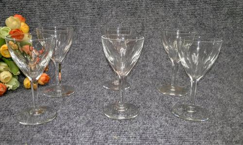 antiguas copas de cristal frances licor  6 megusta_melollevo