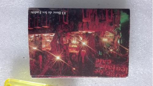 antiguas postales desplegables españa