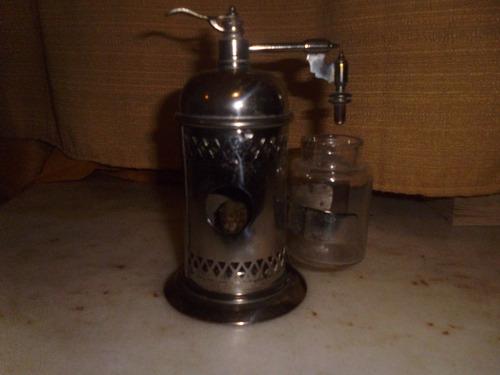 antiguo alambique destilador de farmacia frances paris