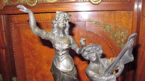 antiguo petit bronce